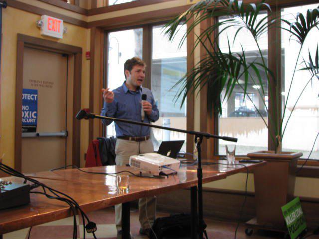 04/13/2011 – Financing Deep Energy Retrofits & Toast with Sierra Club